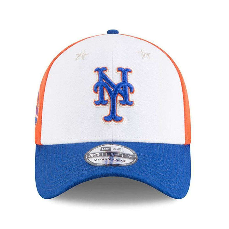 New York Mets New Era 2018 MLB All Star 39THIRTY Curved Hat