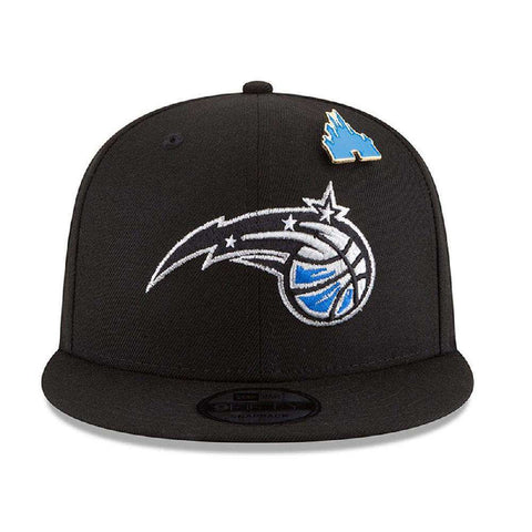 Orlando Magic New Era NBA 2018 NBA Draft 9FIFTY Snapback Hat - Black
