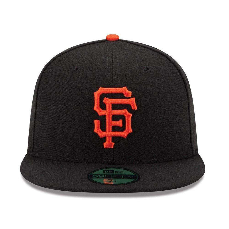 San Francisco Giants New Era MLB AC On-Field 59FIFTY Fitted Hat - Black