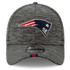 93c1c20b ... New England Patriots New Era 2019 NFL Training Camp 39THIRTY  Stretch-Fit Hat - Graphite