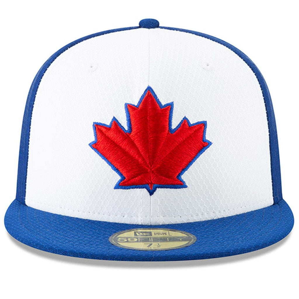 263bac2c6 Toronto Blue Jays New Era MLB 2019 Spring Training BP 59FIFTY Fitted Hat -  Blue
