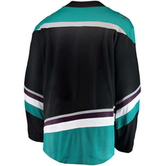Anaheim Mighty Ducks NHL Breakaway Replica Jersey - Black