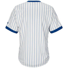 Chicago Cubs Majestic MLB Cool Base Cooperstown Replica Pullover Jersey - White