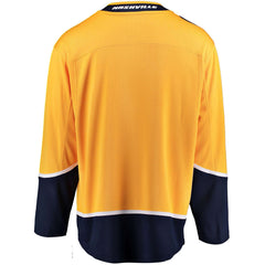 Nashville Predators NHL Breakaway Replica Jersey - Gold