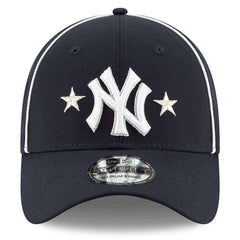 New York Yankees New Era MLB 2019 All Star 39THIRTY Stretch-Fit Curve Hat - Navy