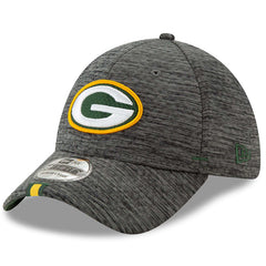 Green Bay Packers New Era 2019 NFL Training Camp 39THIRTY Stretch-Fit Hat - Graphite