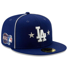 Los Angeles Dodgers New Era MLB 2019 All Star 59FIFTY Fitted Hat - Blue