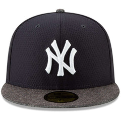 New York Yankees New Era MLB 2019 Spring Training BP 59FIFTY Fitted Hat - Navy