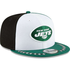 New York Jets New Era 2019 NFL Draft 9FIFTY Snapback Hat – Green
