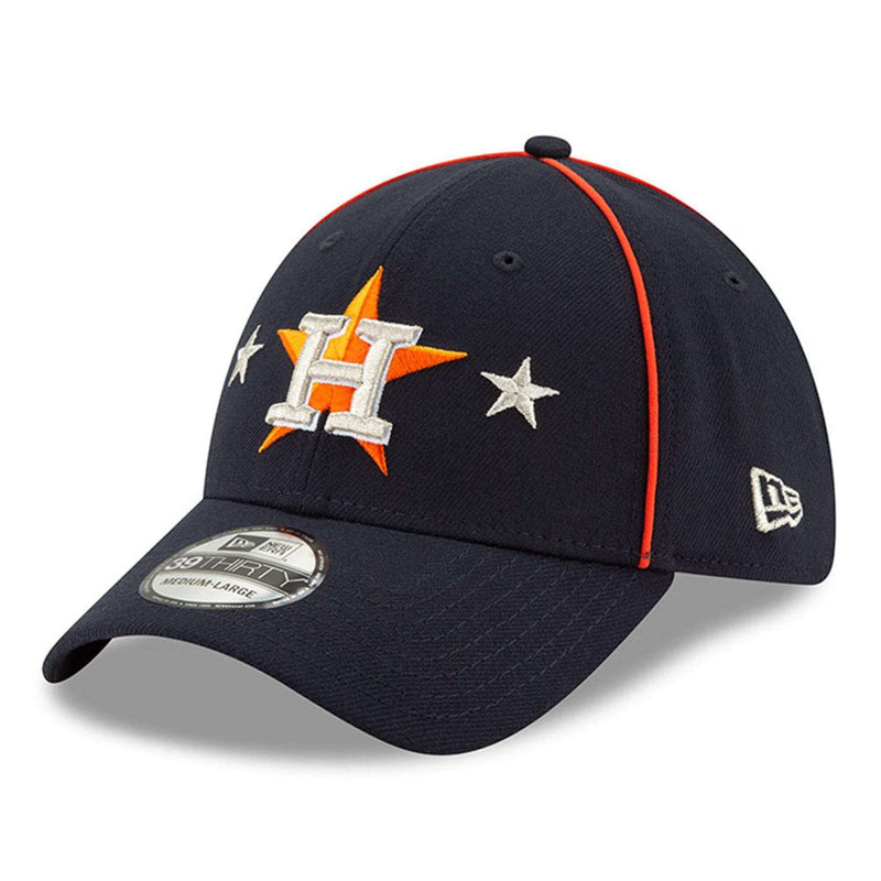 Houston Astros New Era MLB 2019 All Star 39THIRTY Stretch-Fit Curve Hat - Navy