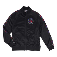 Toronto Raptors Mitchell & Ness NBA HWC Track Jacket - Black
