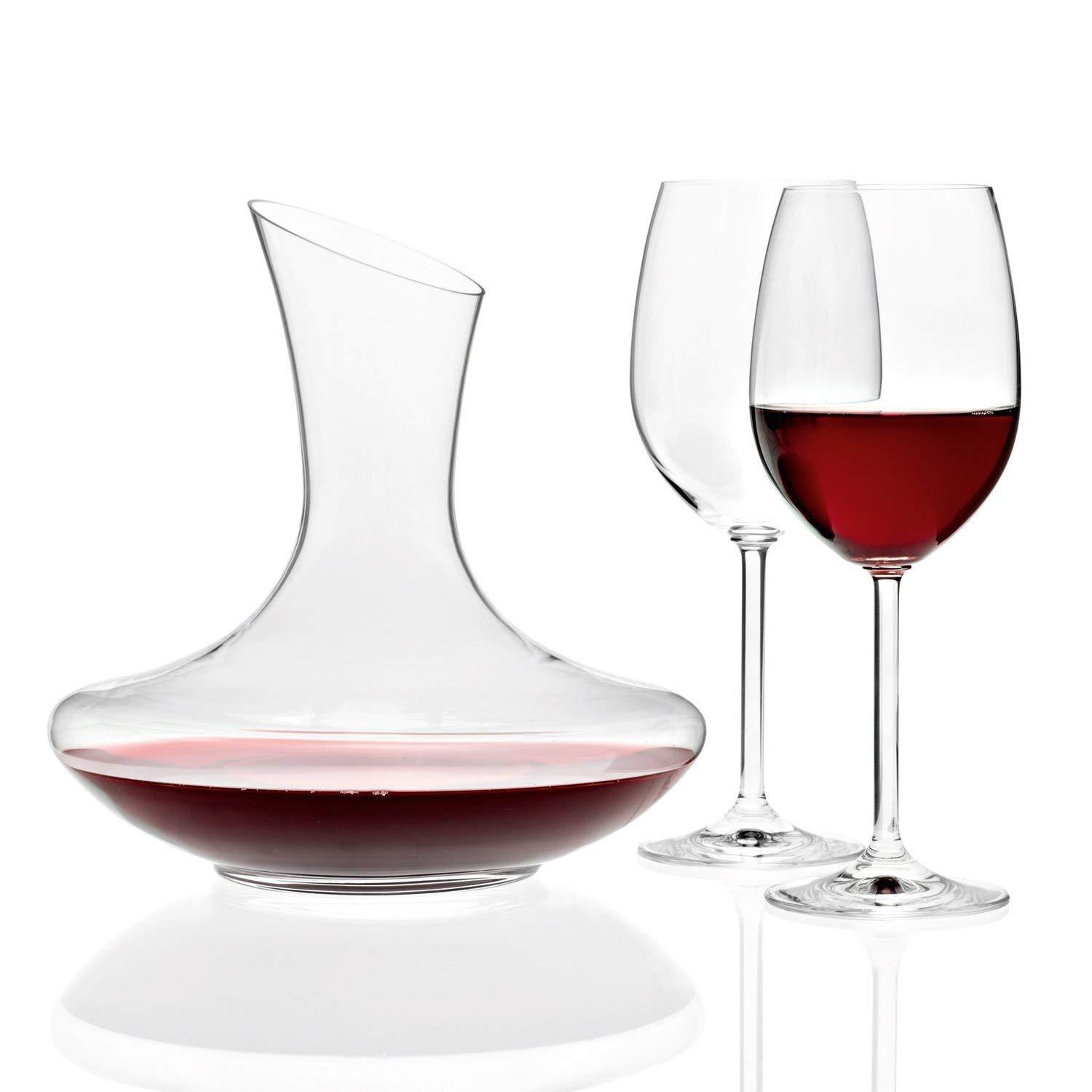Leonardo Red Wine Decanter Set Trio 3 Pieces