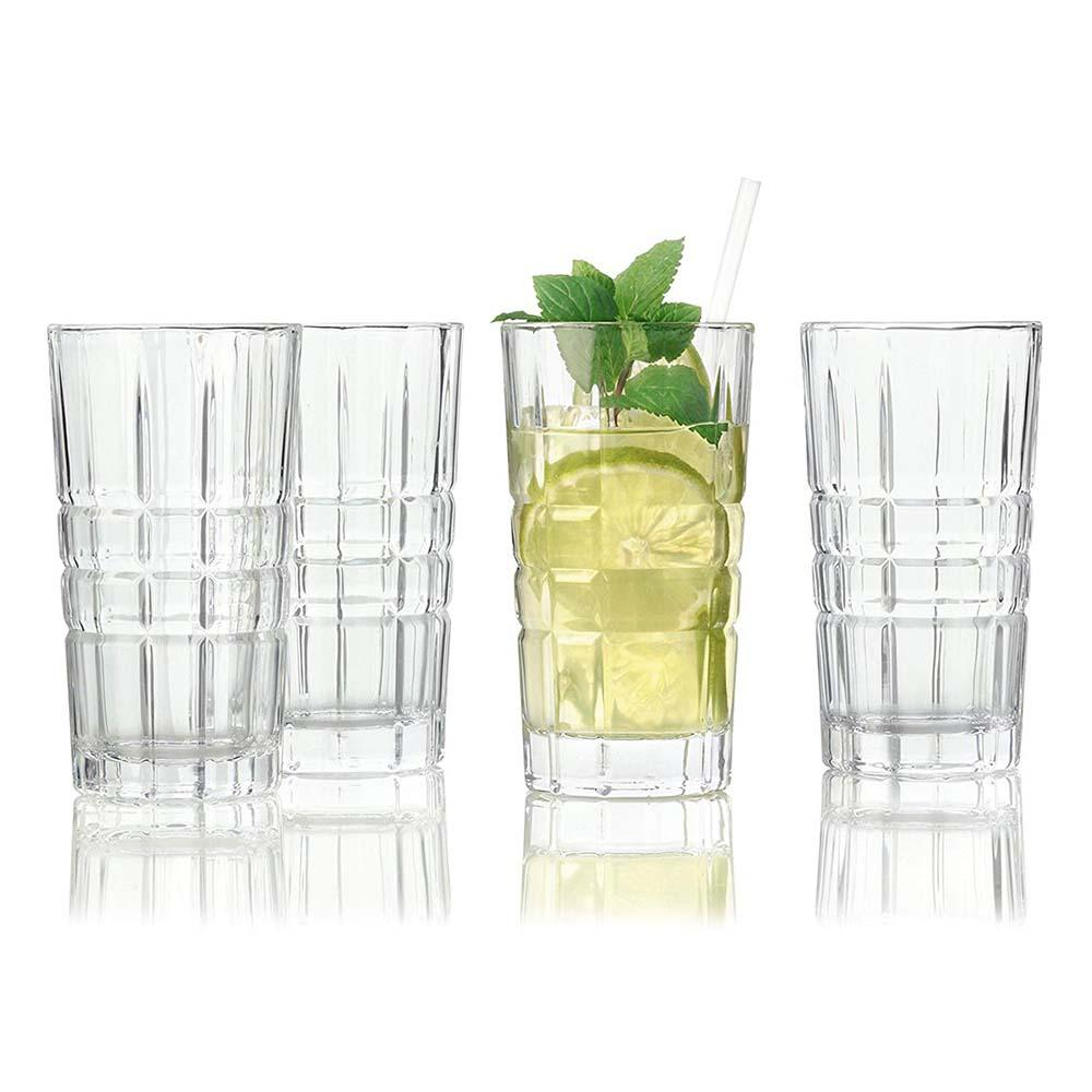 Leonardo Tall Tumbler SpiritII 260ml - Set of 4