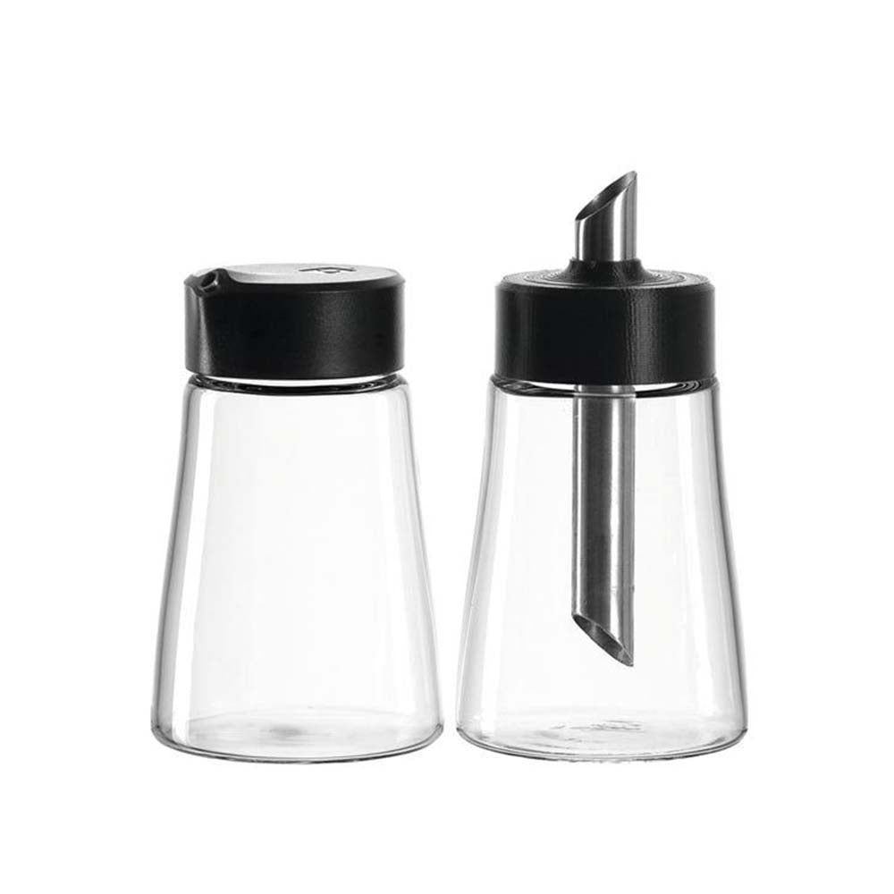 Leonardo Milk Jug and Sugar Shaker Senso – 2 Piece Set