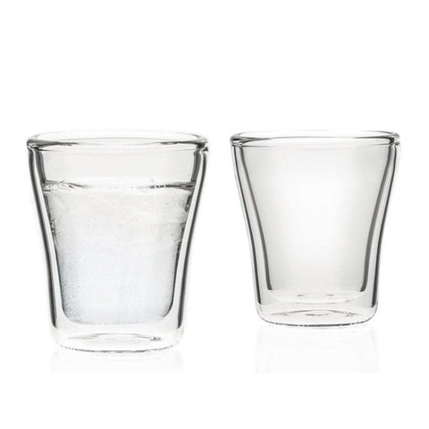 Leonardo Tumbler Double-Walled Glass Handmade Duo 250ml – Set of 2