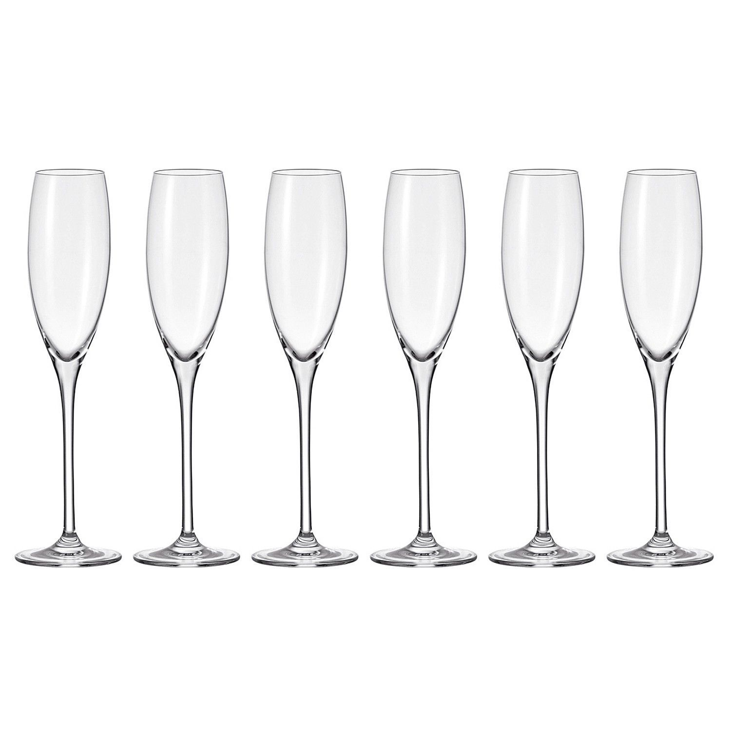 Leonardo Champagne Glass Cheers 220ml