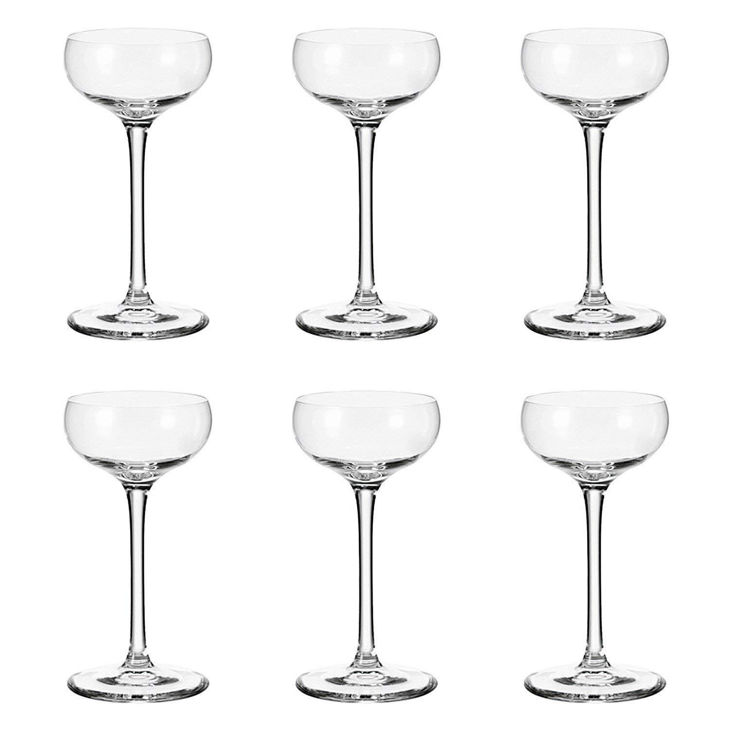 Leonardo Liqueur Glass Cheers Bar 90ml 6 Piece