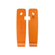 SKS Bike Tyre Lever Set of 3 - LEVERMEN Orange