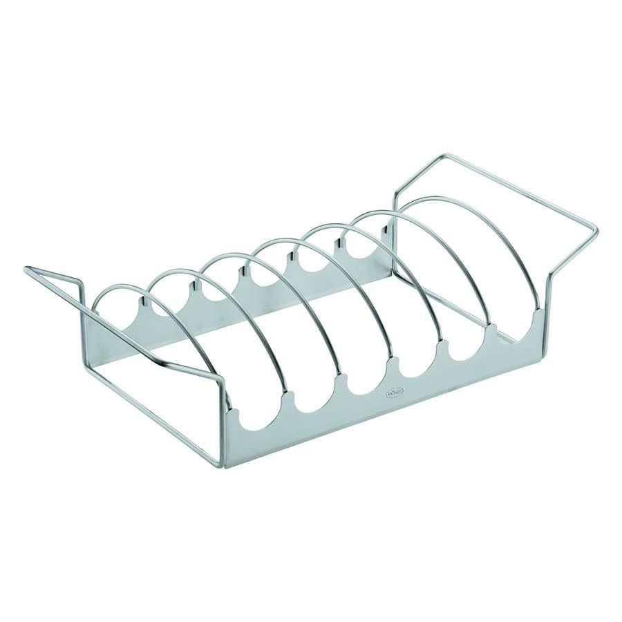 Rösle Grilling Ribs and Roasts Rack (Large)