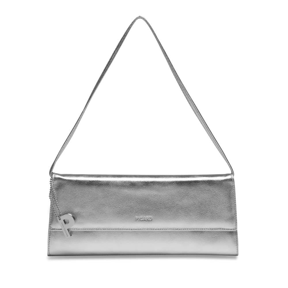 Picard Auguri Evening Clutch Handbag - Silver