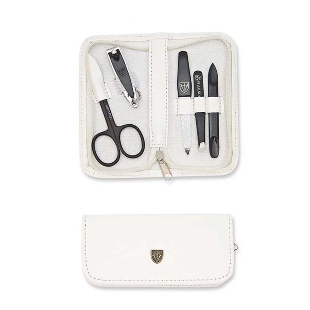 Kellermann 3 Swords Manicure Set White BL 5215 MC SZ
