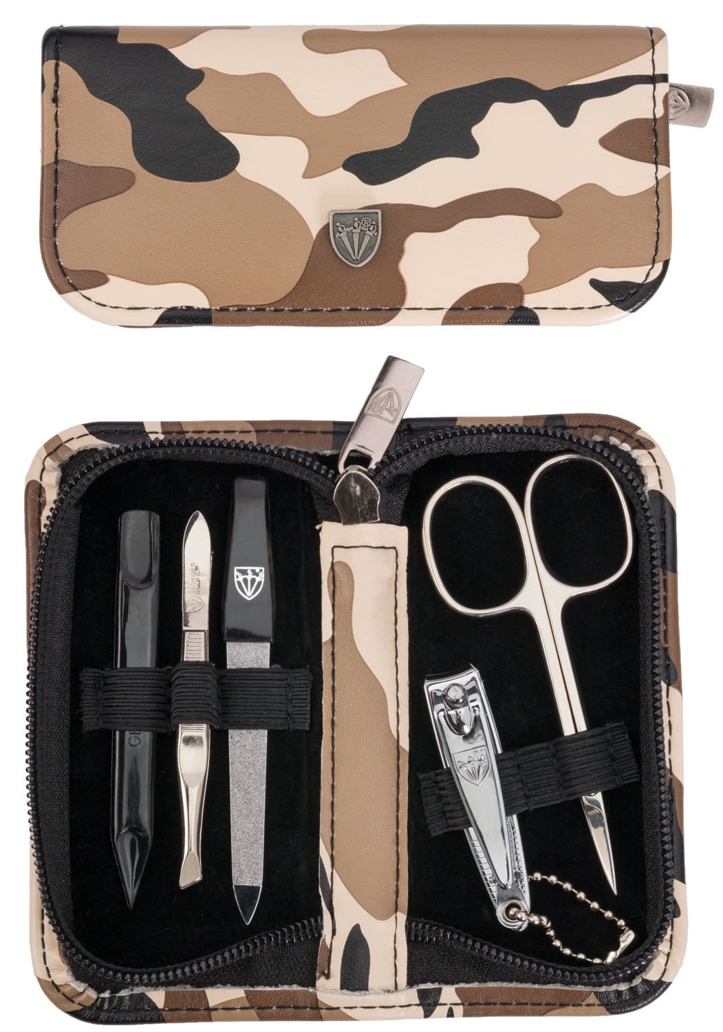 Kellermann Manicure Set Army Look 5261 P N