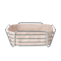 Blomus Bread Basket Large - Rose Dust