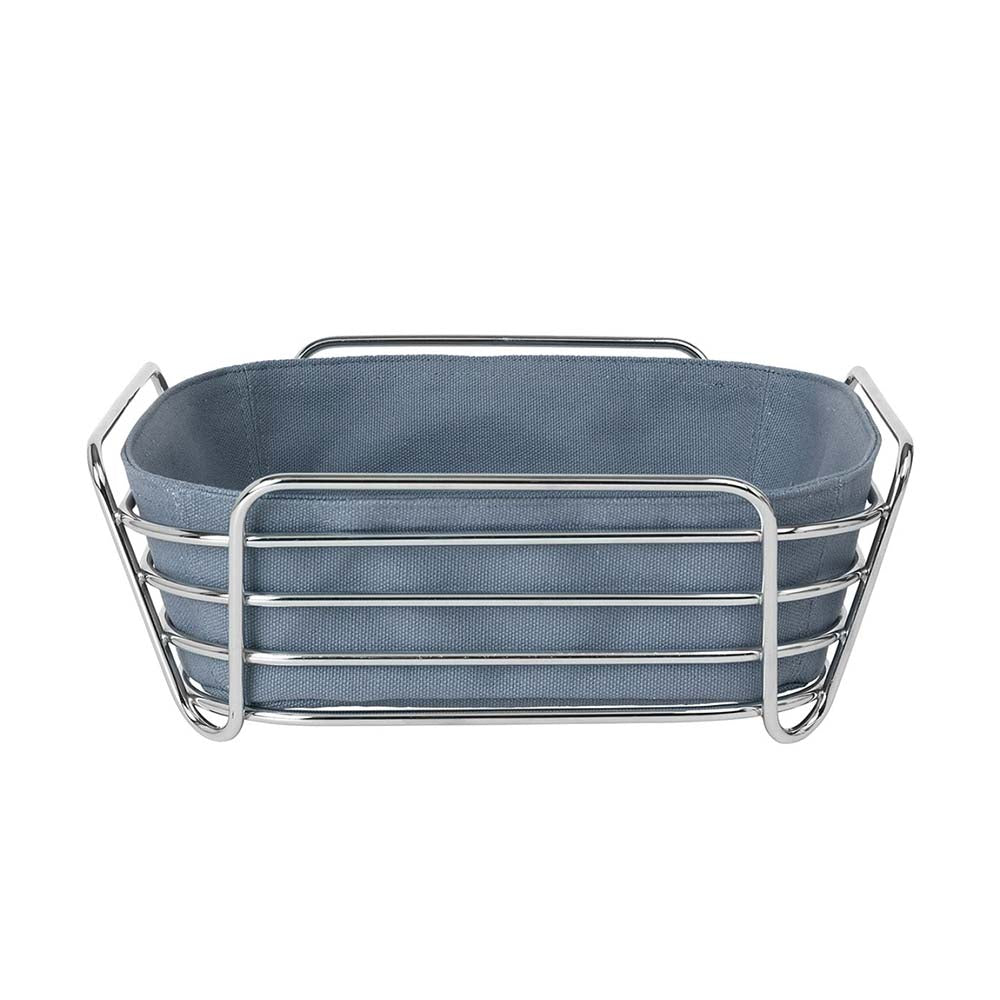 Blomus Bread Basket Large - Flint Stone