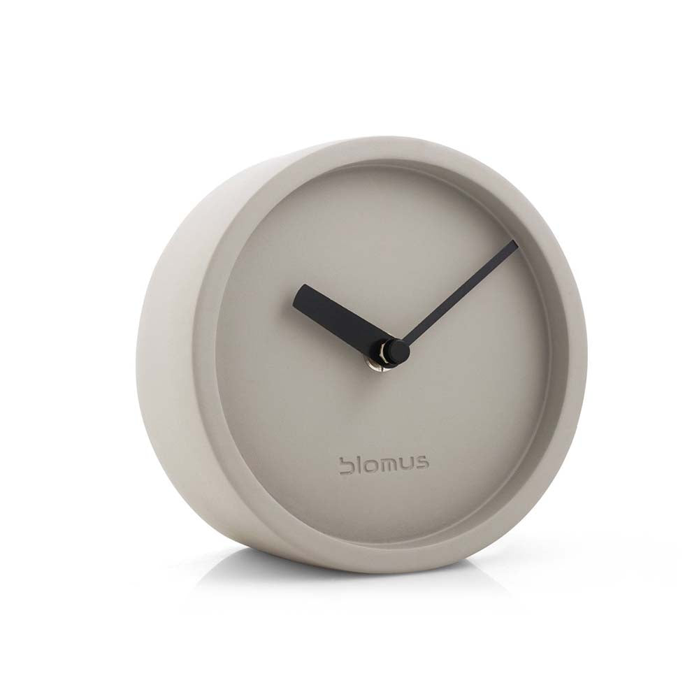 Blomus Wall Clock Concrete Epoca Round