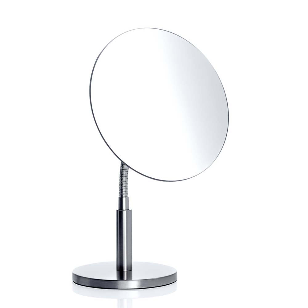 Blomus Vanity Mirror Round Matt Nickel Plated VISTA