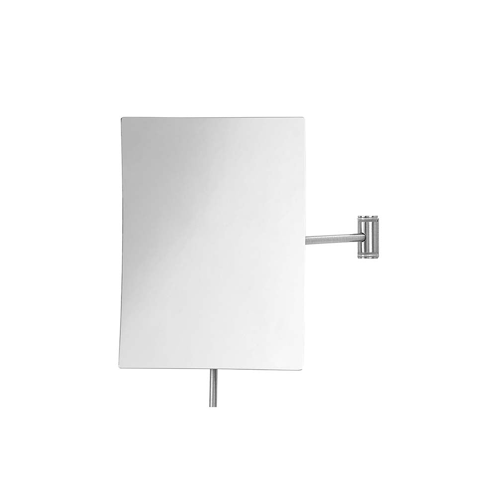 Blomus Vanity Mirror Wall Mounted Matt Nickel Plated VISTA