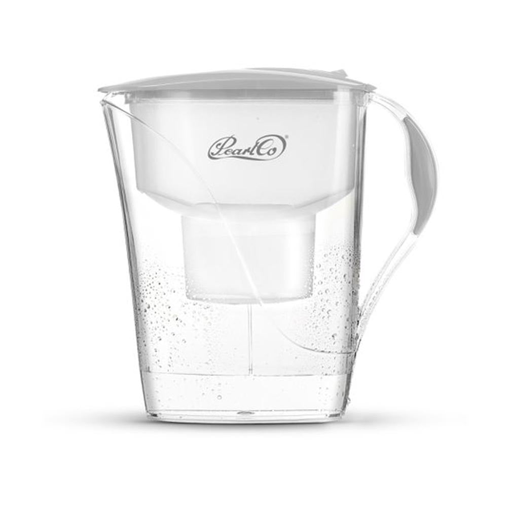 PearlCo Fashion Unimax 3.3L Water Filter - White