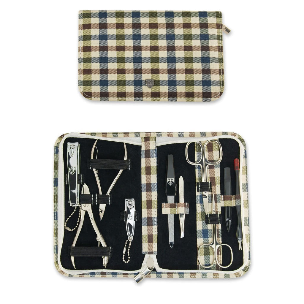 Kellermann Manicure Set Chequered, Fashion Material 2