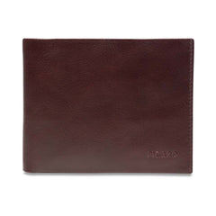 Picard Landscape Apache Leather Wallet - Chestnut
