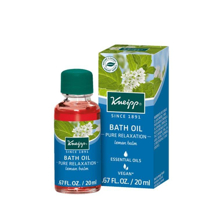 "Kneipp Bath Oil Lemon Balm ""Pure Relaxation"" (20 ml)"