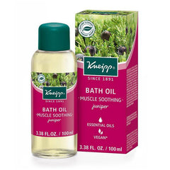 "Kneipp Bath Oil Juniper ""Muscle Soothing"