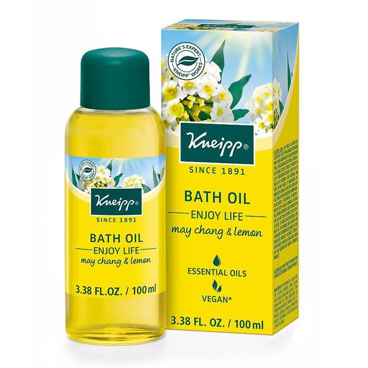 "Kneipp Bath Oil May Yang & Lemon - ""Enjoy Life"" (100 ml)"