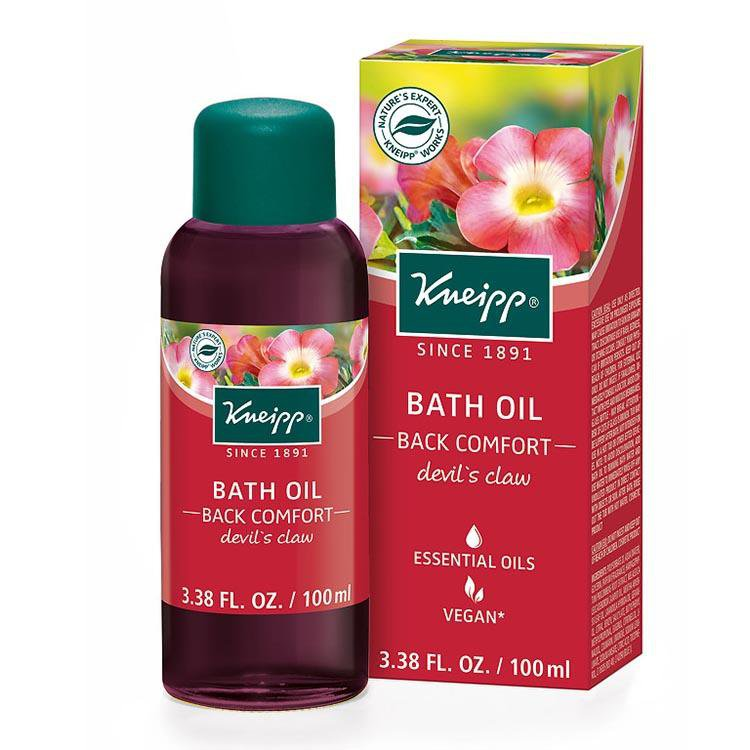 "Kneipp Bath Oil Devil's Claw ""Back Comfort"" (100 ml)"