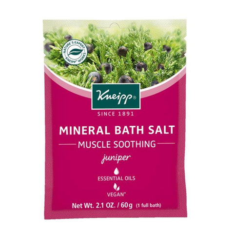 Kneipp Mineral Bath Salt Juniper