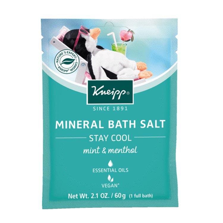 "Kneipp Mineral Bath Mint & Menthol ""Stay Cool"" (60 g)"