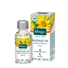 Kneipp Massage Oil Arnica