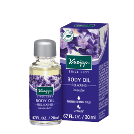Kneipp Body Oil Lavender