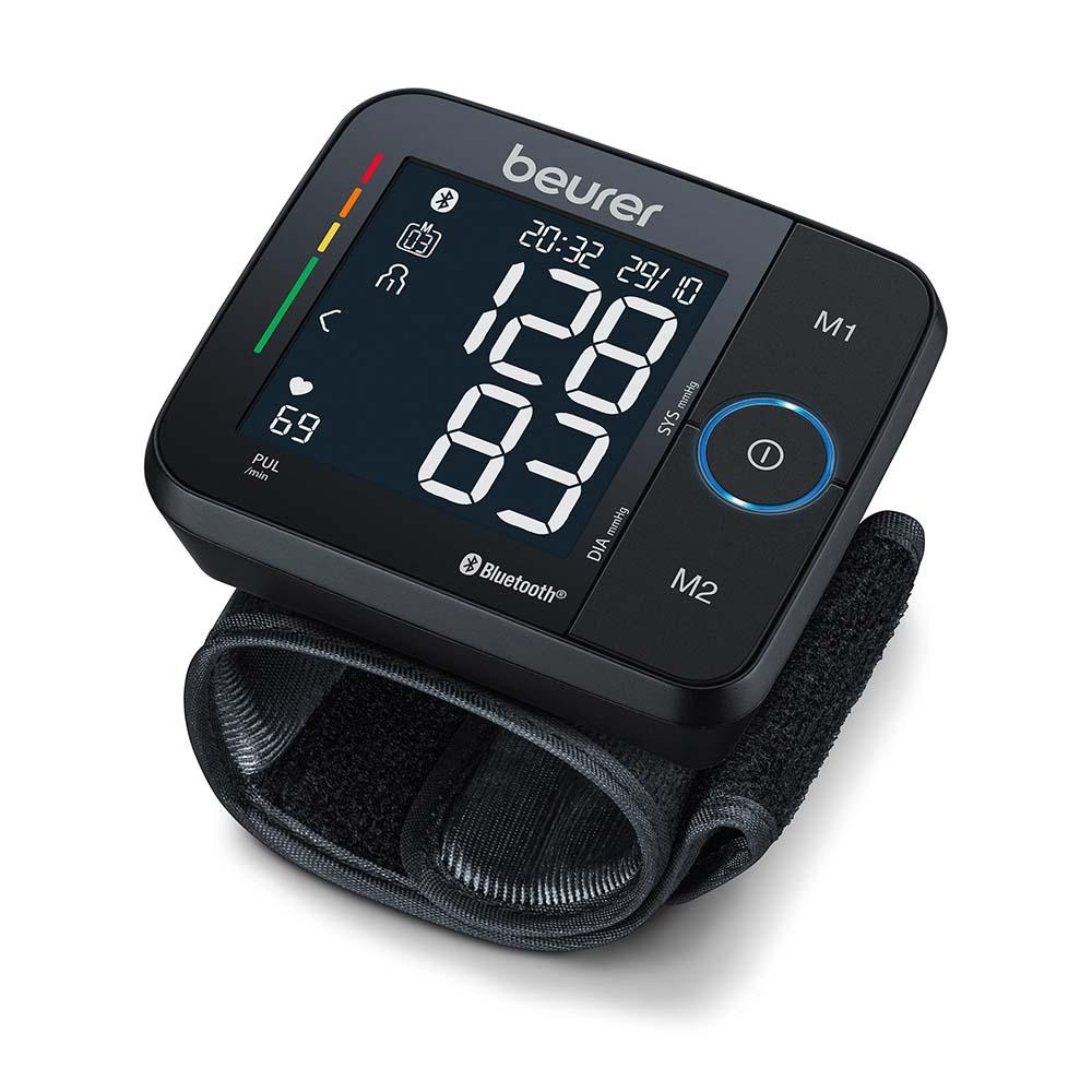 Beurer BC 54 Bluetooth Wrist Blood Pressure Monitor