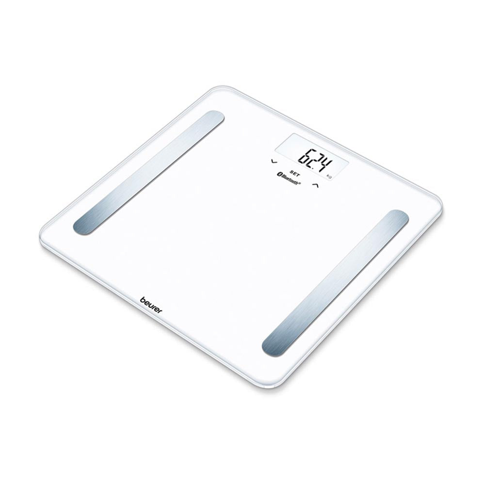 Beurer Diagnostic Bathroom Scale BF 600 Pure White