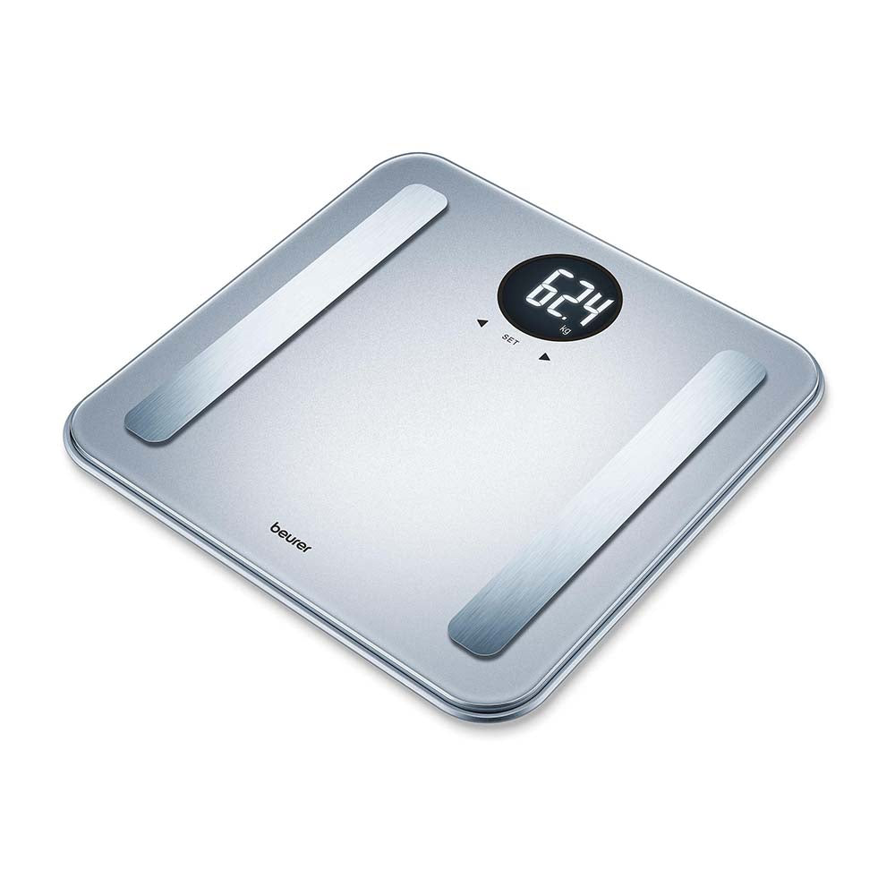 Beurer Diagnostic Bathroom Scale BF 198 - Silver