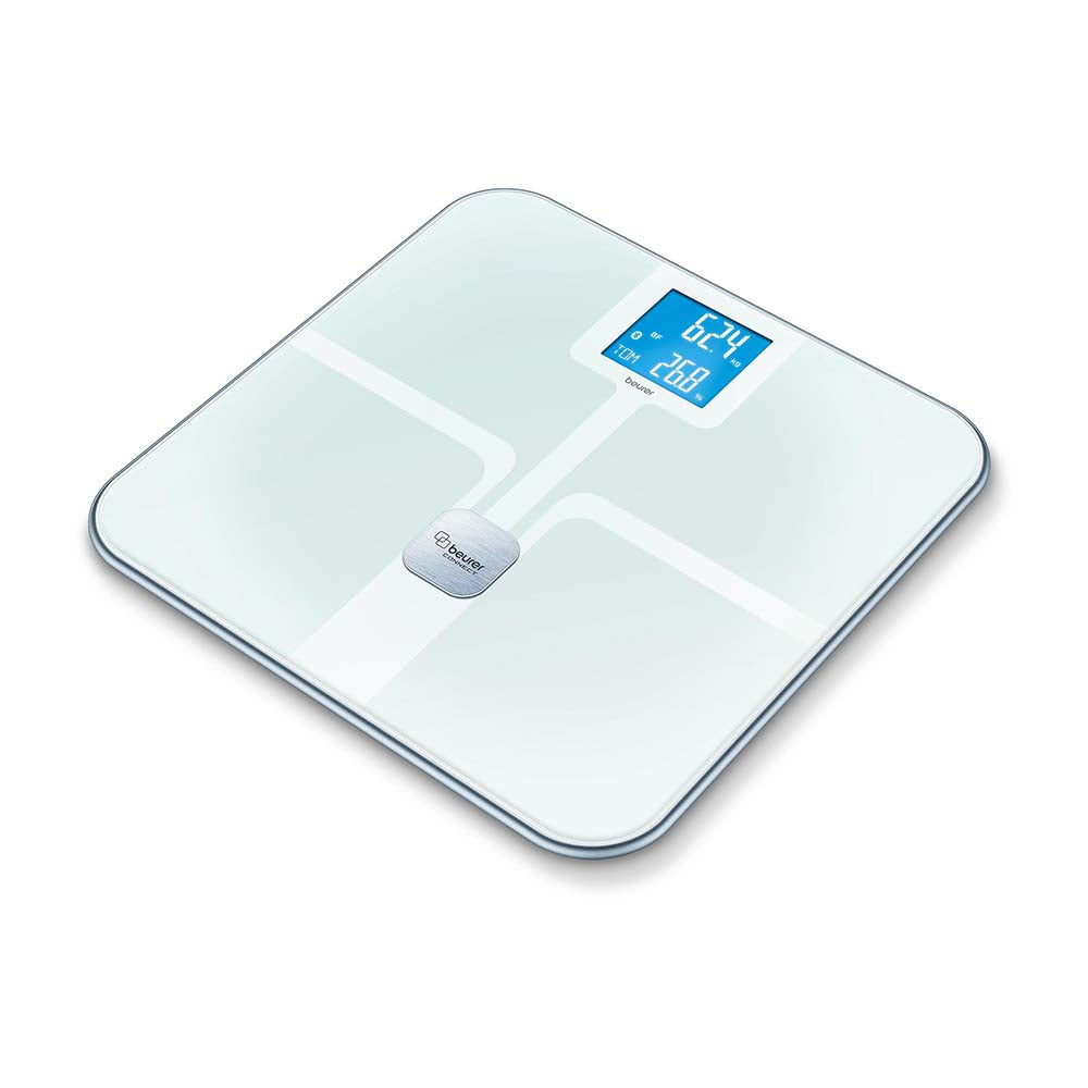 Beurer Diagnostic Bathroom Scale BF 800 White