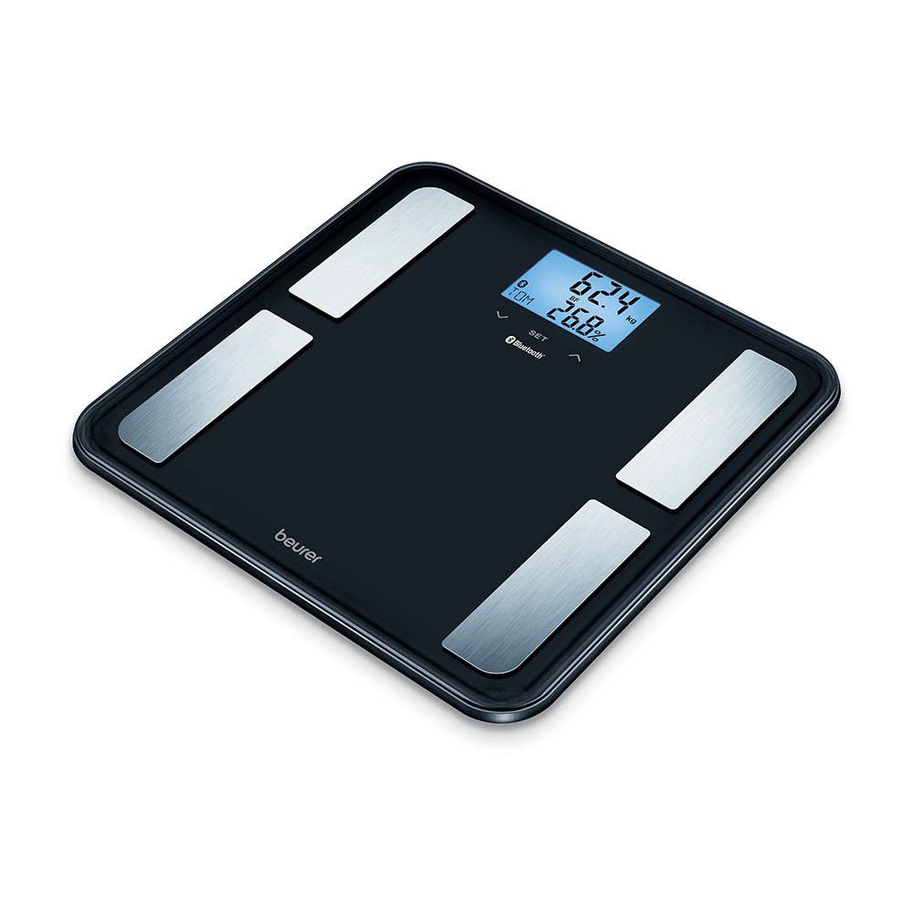 Beurer Diagnostic Bathroom Scale BF 850 - Black