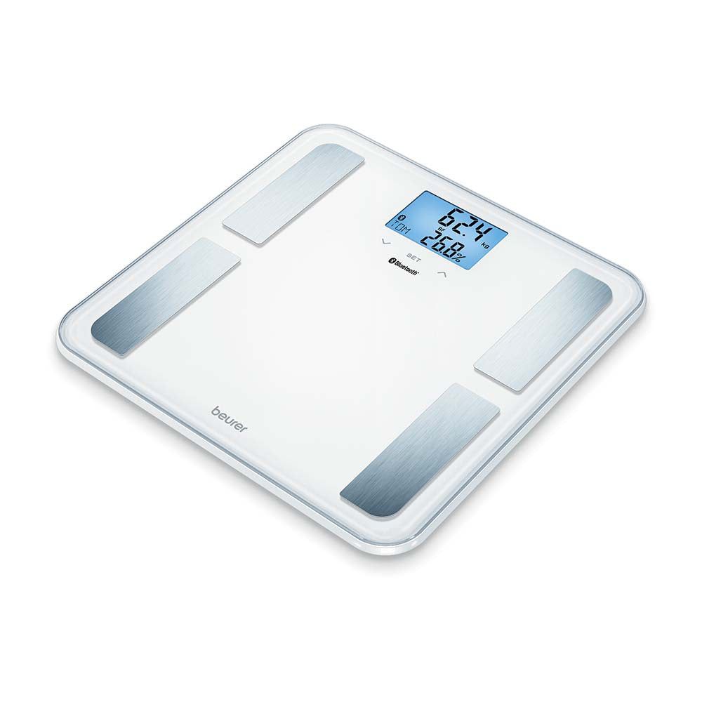Beurer Diagnostic Bathroom Scale BF 850 - White