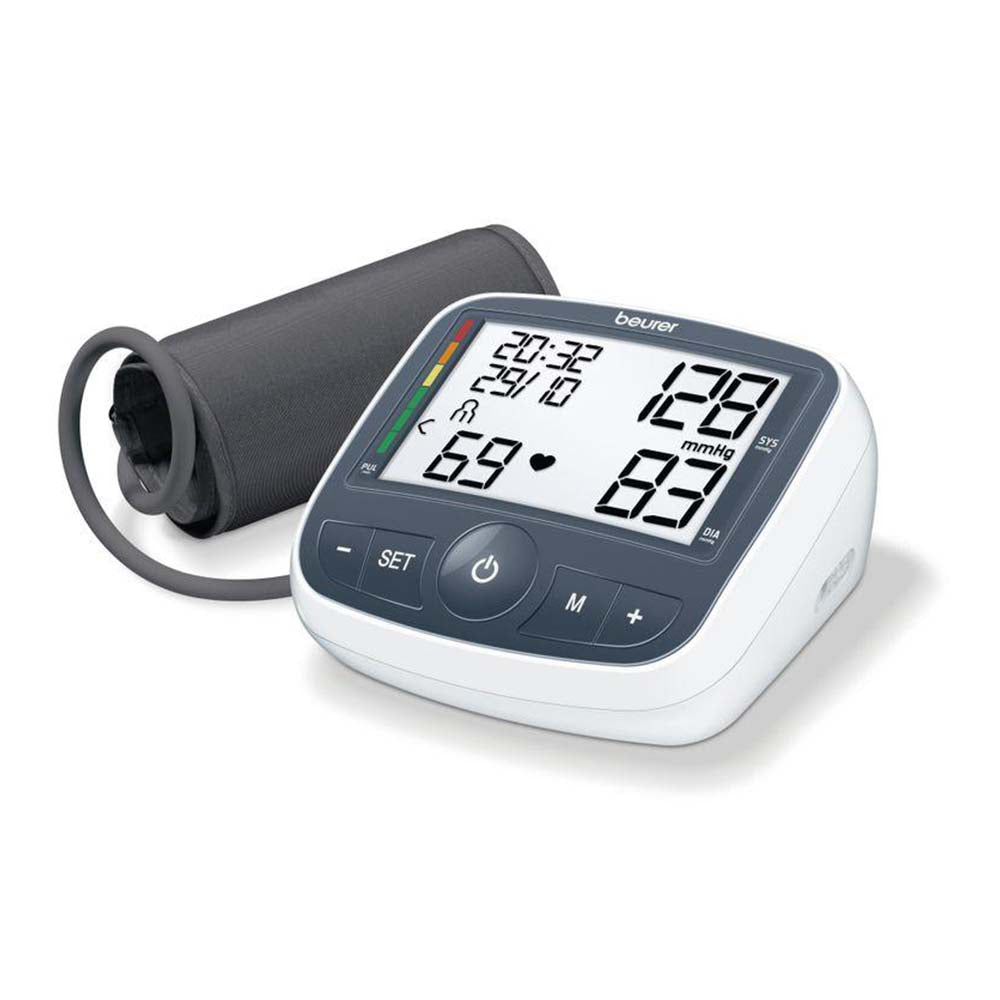 Beurer Upper Arm Blood Pressure Monitor BM 40