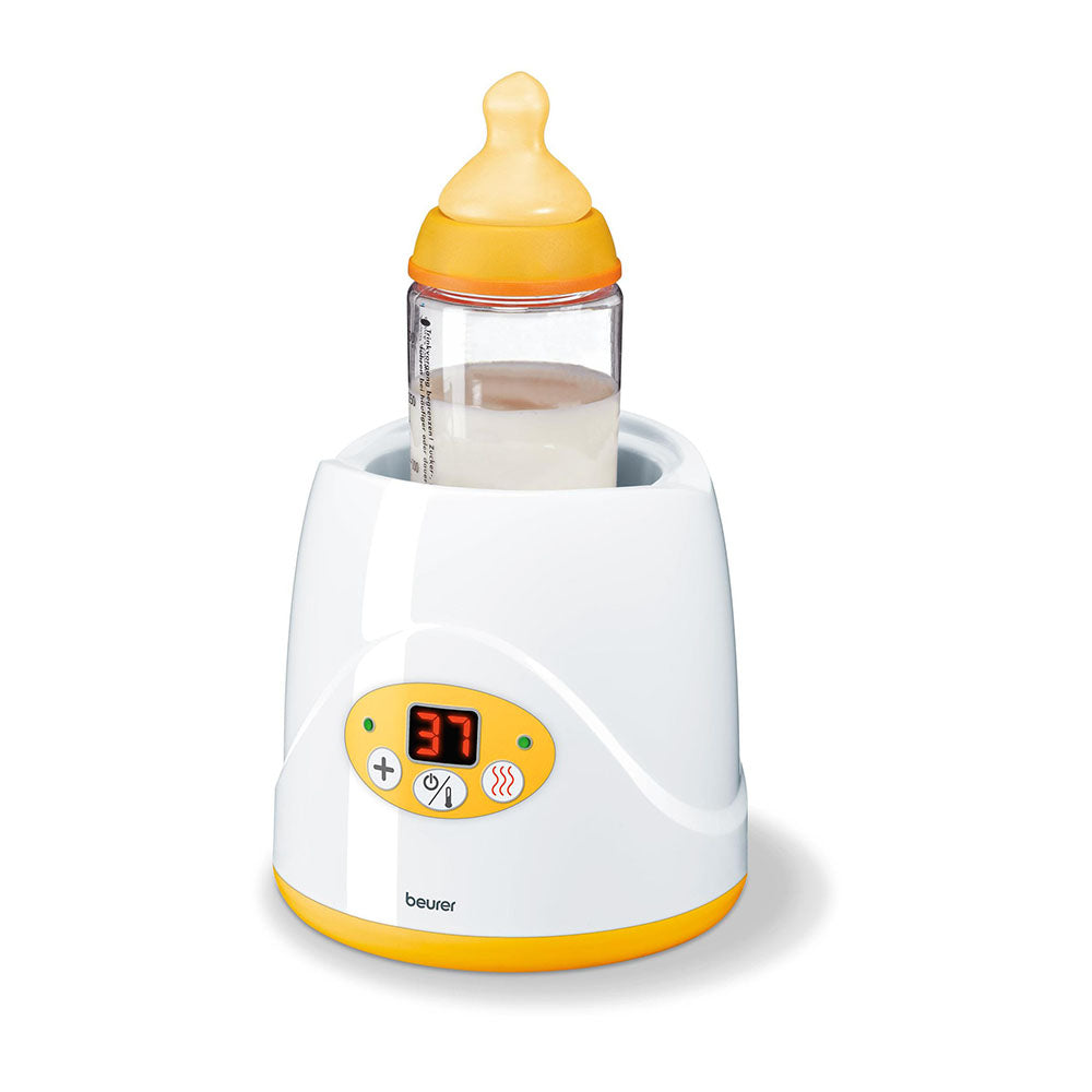 Beurer Baby Food And Bottle Warmer BY 52 - Demo